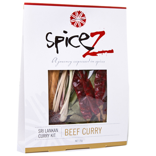 Beef Curry Kit