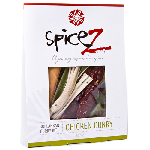 Chicken Curry Kit