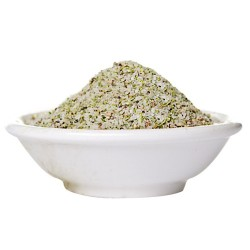 Kaffir Lime & Australian Black Pepper Salt